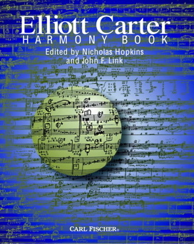 [Elliott Carter Harmony Book cover]