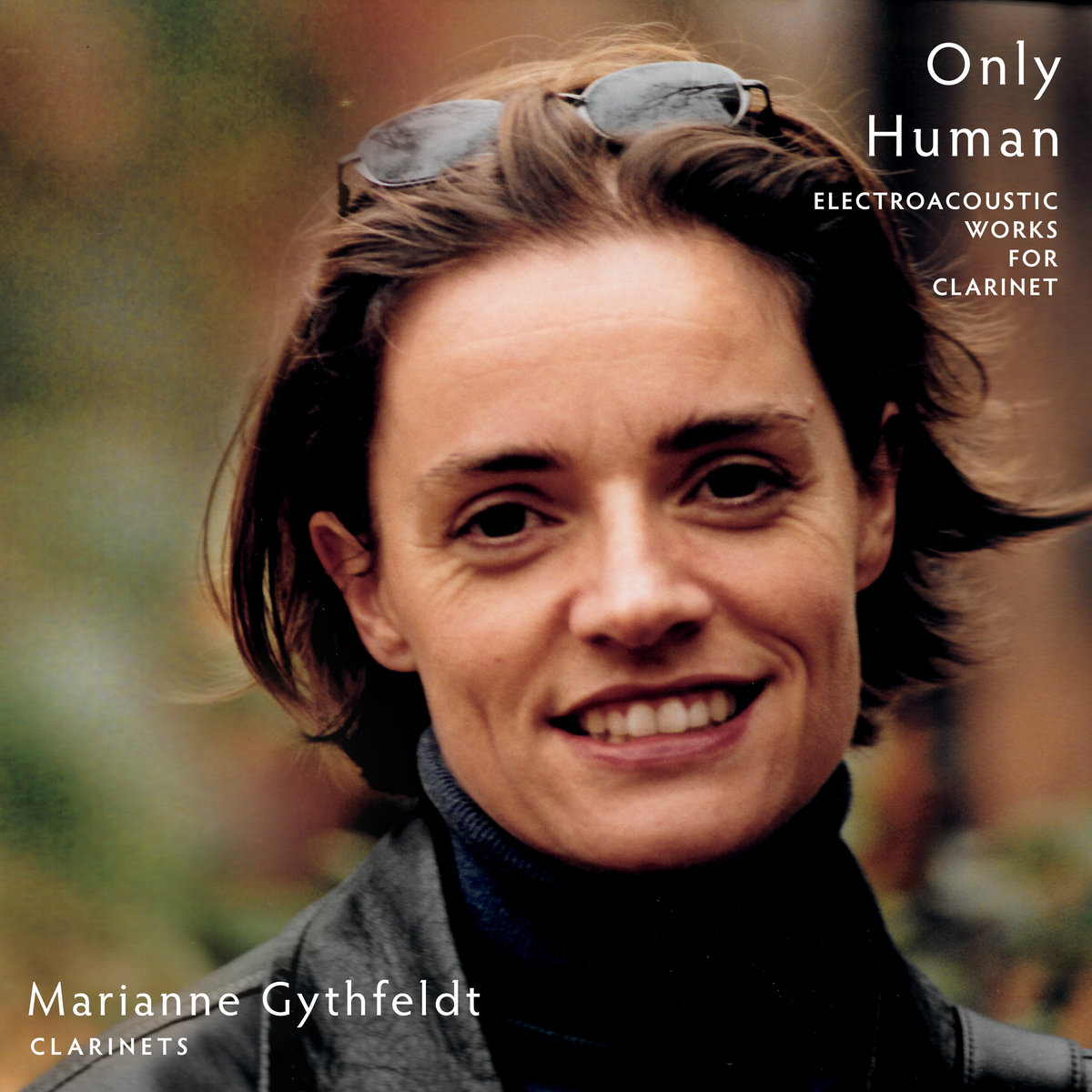 [Only Human CD cover]