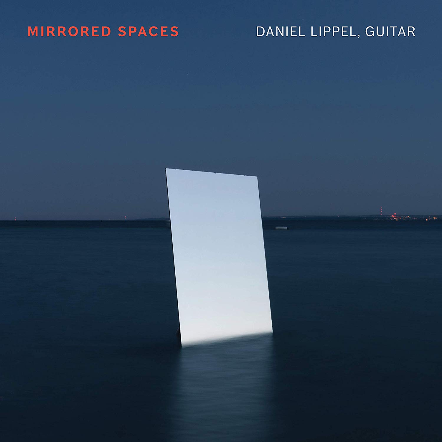 [Mirrored Spaces CD cover]